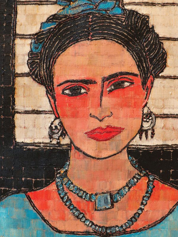 Frida Kahlo Trio 1