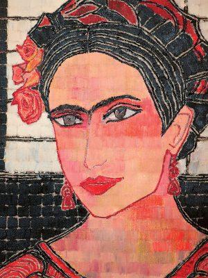 Frida Kahlo Trio 3