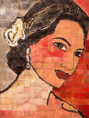 La dame au Camelia 2